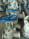 Высокая запорная заслонка места металла давления A216 Wcb