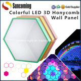 RVB 3D Disco éclairage LED d'éclairage plafonnier Panel