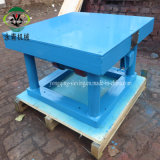 Petit Concrete Vibrating Table pour Plastic Paver Moulds (ZDP800)