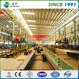 Retrait de structure métallique de la Chine pour le bâtiment scolaire d'atelier d'entrepôt