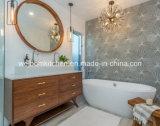 純木の床の永続的な浴室の虚栄心