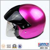 無光沢の黒の開いた表面オートバイまたはスクーターのヘルメット(OP211)