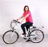 Aluminiumrahmen-Gebirgselektrisches Fahrrad