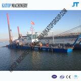 14 de Baggermachine van de Mijnbouw van het Zand van de duim met de Pijp van 350 mm