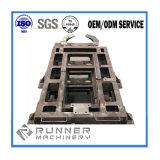 OEM CNCの車、オートバイ、トラクター、器械のための機械化の溶接の部品
