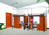 Sale를 위한 높은 Quality 파키스탄 Style Dormitory Furniture Student Bunk Bed
