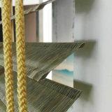 2017 heiße verkaufenbelüftung-und Polyester-Hauptdekoration-manuelles Systems-Rollen-Vorhänge