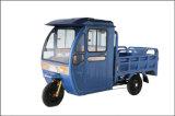 オートバイのトラックの3車輪の三輪車の中国人の三輪車