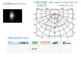 LED Street Light/Lamp Module Lens con 28 (4*6) LED di Seoul 4040 (2D Polarized Light)