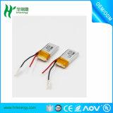 Petite batterie lithium-ion 60mAh 3.7V pour l'écouteur sans fil de Bluetooth
