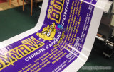 Bandeau publicitaire fait sur commande de PVC Vinly d'impression de Digitals avec l'impression