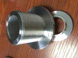 Fixação de tubos de aço inoxidável DIN2999, flange