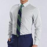 Chemises de Mens d'impression de chemise de chemises faites sur commande bon marché en gros de chemises de la Chine longues