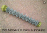 Frontière de sécurité galvanisée par vente chaude de maillon de chaîne de Chine Maufacturer