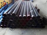 140mm黒いUHMWPEスロット管
