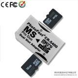Winfos, Dual Slot Photofast Cr-5400 Microsd (HC) aan Mej. PRO Duo Adapter
