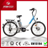Low Step (TDF01Z-603)를 가진 Hongdu Ebike En15194 Approved Electric Bicycle