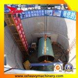 aléseuse de tunnel de construction d'évacuation de 1650mm