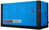 Compressor gêmeo resistente do parafuso do ferro e do rotor do uso da fábrica de aço (TKL-630W)