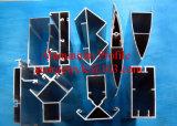 Profils en aluminium d'extrusion pour la fente d'industrie de porte de guichet