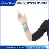 Cinta quente da sustentação do ligamento da mão do pulso da venda