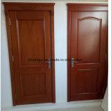 2017年の中国の固体ドアの内部ドア部屋のドアの新しいデザイン
