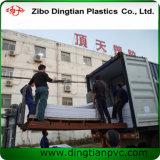 tarjeta de alta densidad de la espuma del PVC Celuka del espesor de 15-30m m para la decoración