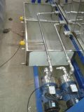 セリウムHot Sale Vertical Glass WashingおよびDrying Machine