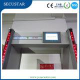 7 LCD van de duim Gang door de Detectors van het Metaal met 33 Streken van de Opsporing
