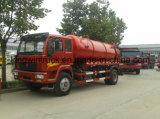 Camion delle acque luride di aspirazione di marca 20tons della Cina