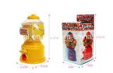 Миниая еда жевательной резинки Toys машина Gumball распределителя конфеты