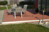 WPC terrazas suelo de material impermeable