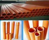 Electric Wire Protection를 위한 PVC Conduit Pipe