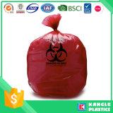 Colorido bolsa de eliminación de residuos de riesgo biológico Impreso de desechos médicos