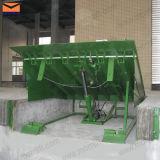 Leveler de doca hidráulico elétrico do CE
