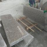 Het Chinese Opgepoetste G687 Graniet Opgepoetste Rode Graniet van de Perzik van de Plak