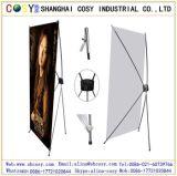 Basamento portatile della bandiera di X per l'esposizione 60*160/80*180cm della visualizzazione