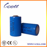 3.6V 1/2AA Thionyl Chloride Battery Er14250m Er14250