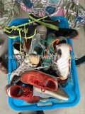 Verwendete Schuhe