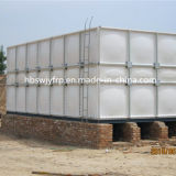 Niedriges Price Modular GRP SMC Composite Roof Water Tank für Aquaculture