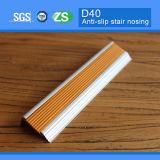 Resbalón anti L escalera de goma de la dimensión de una variable que olfatea tiras