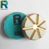 지면을%s 600# 모래 다이아몬드 닦는 패드