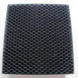 Substrat de catalyseur de nid d'abeilles en métal d'usine pour la purification industrielle de gaz d'échappement