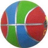 Minifarben-Gummikind-Basketball