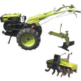 걷는 Tractor Power Tiller Mini Tractor 8HP (SH81)