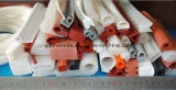 Perfil da extrusão do PVC do silicone/selo de porta/selo de borracha do indicador