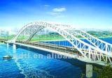 中国の低価格ライト工場のためのプレハブの鉄骨フレームの構造の建物