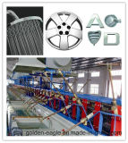 Rame verticale automatico, nichel, linea di produzione di cromatura