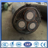 Cable de alambre eléctrico medio del voltaje hecho en China