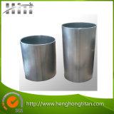 Tubi di titanio saldati Gr2 per gli scambiatori di calore